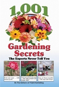 1,001 Gardening Secrets the Experts Never Tell You  by  Gayle K. Wood