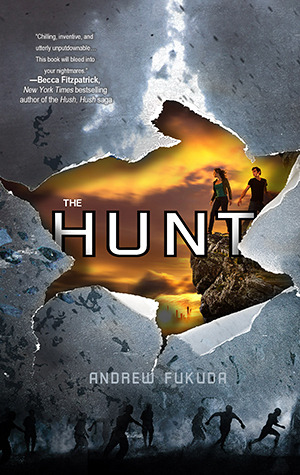 The Trap(The Hunt #3)  by  Andrew Fukuda