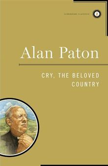 Readings on Cry, the Beloved Country  by  Alan Paton