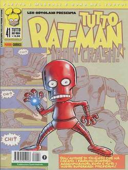 Tutto Rat-Man n. 41  by  Leo Ortolani