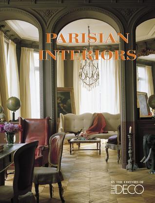 Parisian Interiors Elle Decor Magazine