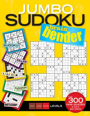 Jumbo Sudoku Brain Bender Jumbo Sudoku