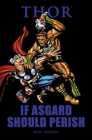 Thor: If Asgard Should Perish Len Wein
