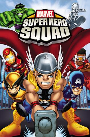 Super Hero Squad: Infinity Sword Quest Todd Dezago