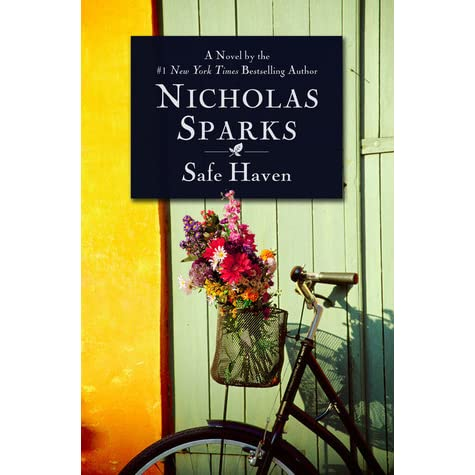 safe haven nicholas sparks book report Book review: safe haven (nicholas sparks) safe haven book: 44/100 katie  feldman arrives in a small town to start her new life through.