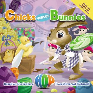 Hop: Chicks Versus Bunnies Kirsten Mayer