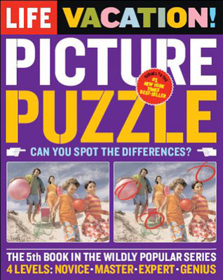 Life: Picture Puzzle Vacation  by  LIFE Magazine