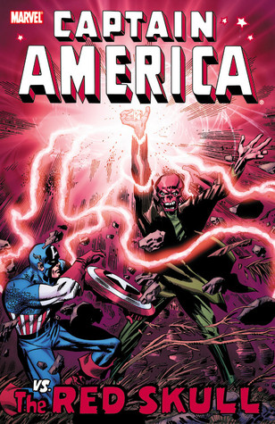 Captain America vs. The Red Skull  by  Stan Lee