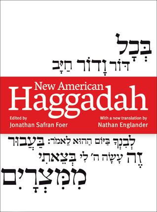 New American Haggadah  by  Jonathan Safran Foer
