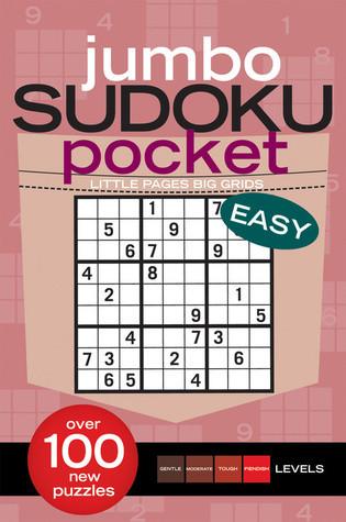 Jumbo Sudoku Pocket Easy  by  Time Inc. Home Entertainment