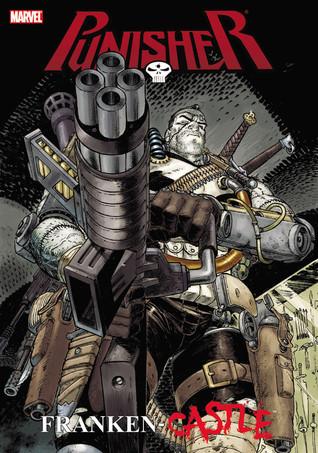 Punisher: Franken-Castle Rick Remender