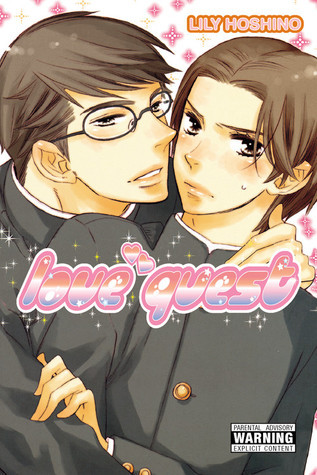 Love Quest  by  Lily Hoshino