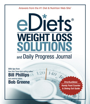 eDiets: Weight Loss Solutions and Daily Progress Journal  by  The Editors of eDiets.com