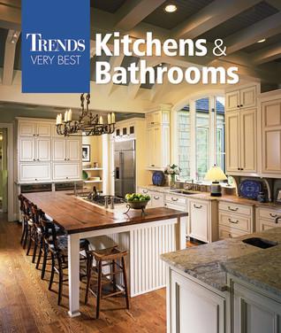Trends Very Best Kitchens & Bathrooms Editors of Trends Magazine