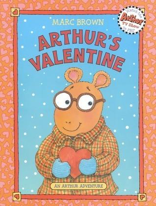 Arthurs Valentine Marc Brown