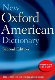 New Oxford American Dictionary Oxford University Press