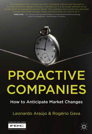 Proactive Companies: How to Anticipate Market Changes  by  Leonardo Araújo