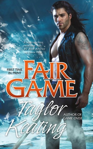 Fair Game Taylor Keating