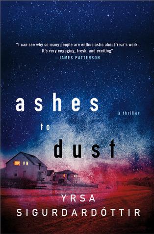 Ashes to Dust (Þóra Guðmundsdóttir, #3)  by  Yrsa Sigurðardóttir