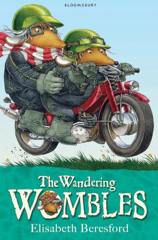The Wandering Wombles Elisabeth Beresford