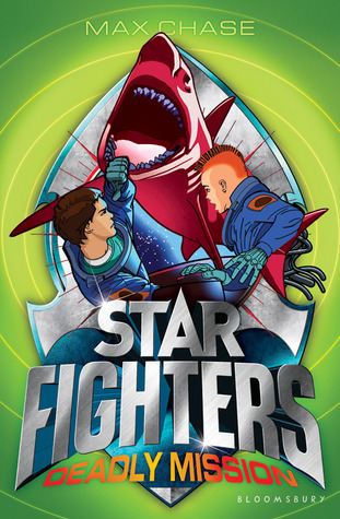 Star Fighters 1: Alien Attack: Library Edition  by  Max Chase