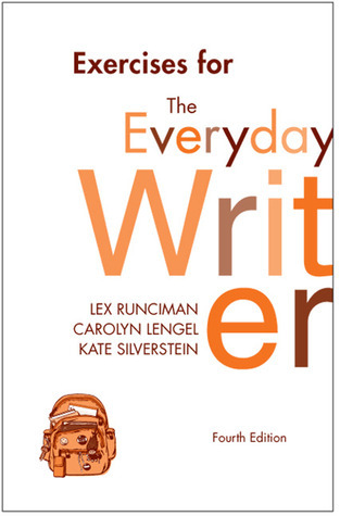 Everyday Writer-Exercises Andrea A. Lunsford