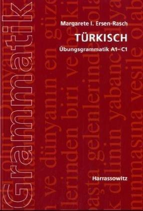 Türkisch. Übungsgrammatik A1-C1  by  Margarete I. Ersen-Rasch