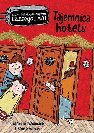 Tajemnica hotelu (Biuro detektywistyczne Lassego i Mai, #2)  by  Martin Widmark