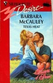 Texas Heat  by  Barbara McCauley