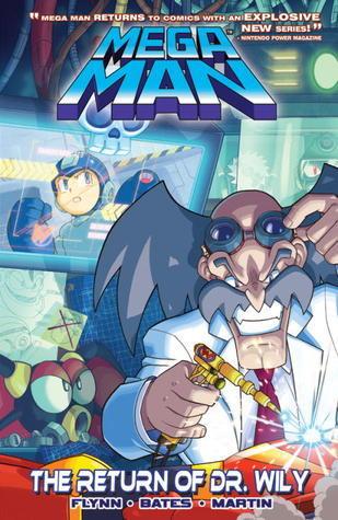 Mega Man 3: Return of Dr. Wily  by  Ian Flynn