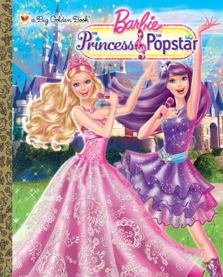 Barbie: The Princess and the Popstar  by  Kristen L. Depken