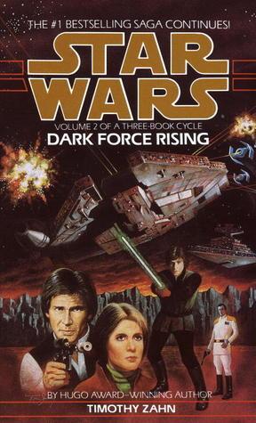 Star Wars: The Thrawn Trilogy: Dark Force Rising: Volume 2  by  Timothy Zahn