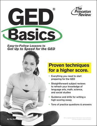 GED Basics: An Introduction to All 5 Tests  by  Princeton Review