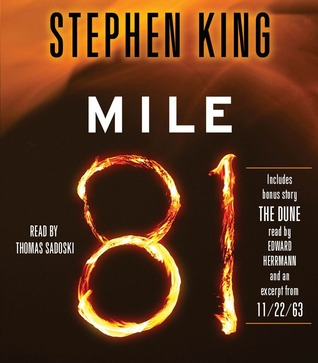 Mile 81: Includes Bonus Story The Dune Stephen King