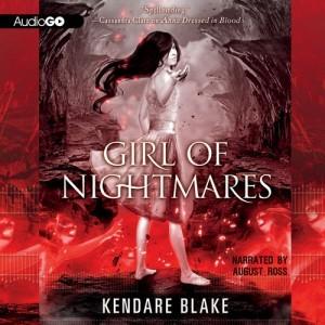 Girl of Nightmares (Anna, #2) Kendare Blake