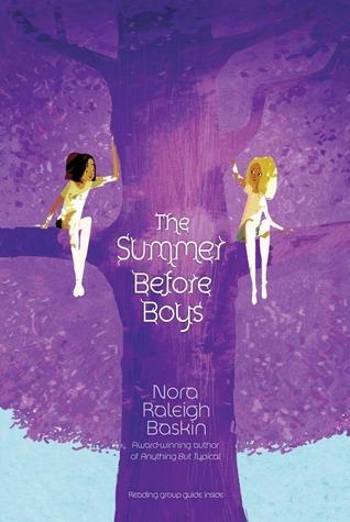 The Summer Before Boys Nora Raleigh Baskin