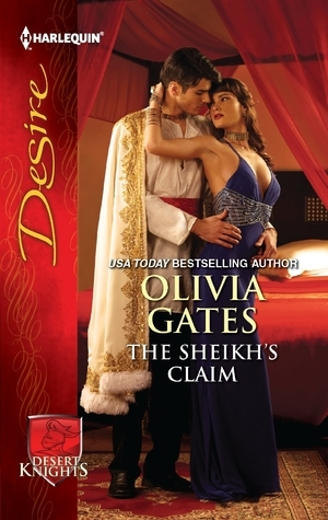 The Sheikhs Claim (Desert Nights #2)  by  Olivia Gates