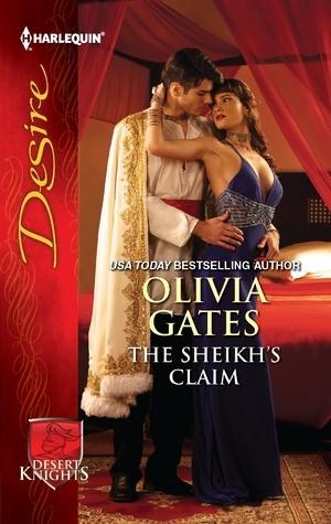 The Sheikhs Claim (Desert Nights #2) Olivia Gates
