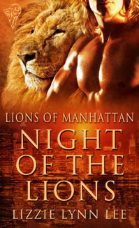 Night of the Lions (Lions of Manhattan, #1)  by  Lizzie Lynn Lee