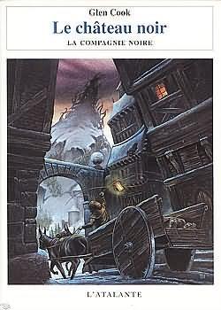 Le Château noir  by  Glen Cook