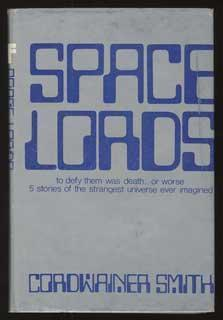 Space Lords  by  Cordwainer Smith