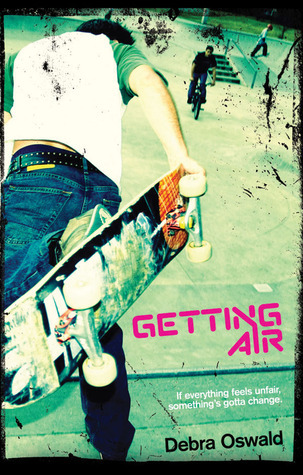 Getting Air  by  Debra Oswald
