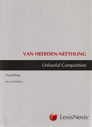 Unlawful Competition H.J.O. van Heerden