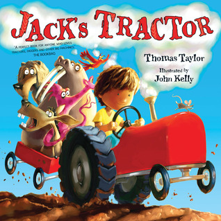 Jacks Tractor  by  Thomas Taylor