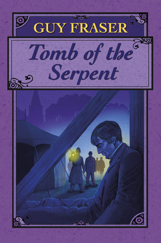 Tomb of the Serpent  by  Guy Fraser