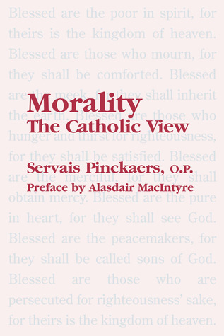The Sources Of Christian Ethics Servais Pinckaers