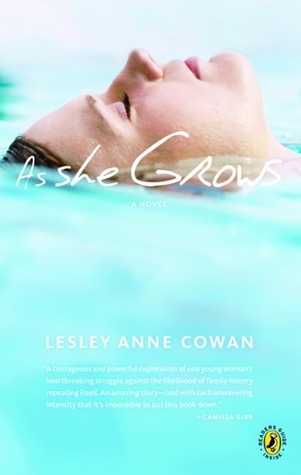 As She Grows Lesley Anne Cowan