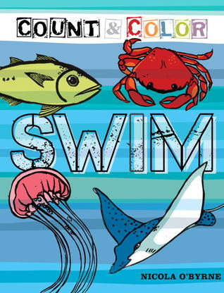 Count and Color: Swim  by  Nicola OByrne
