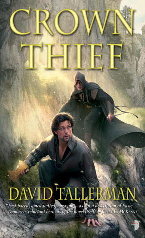Crown Thief  by  David Tallerman
