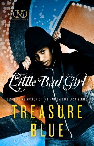 Little Bad Girl Treasure Blue